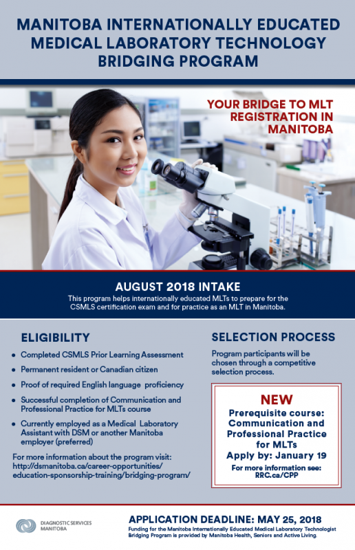 Bridging Program 2018 Cmltm News College Of Medical Laboratory